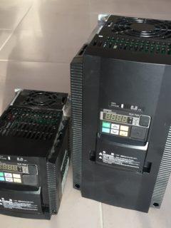 Преобразователи частоты Omron 3квт и 5.5квт