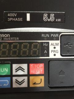 Преобразователи частоты Omron MX2 5.5квт