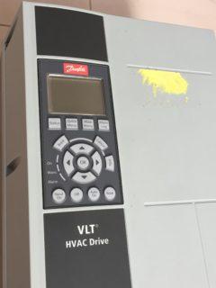 Преобразователь частоты Danfoss VLT® HVAC Drive