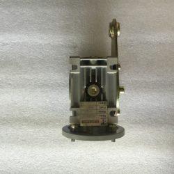 Червячный редуктор NMRV 030 реактивной штангой. Вид сверху