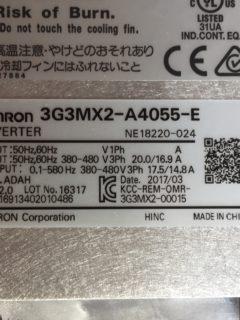 3G3MX2-A4055-E